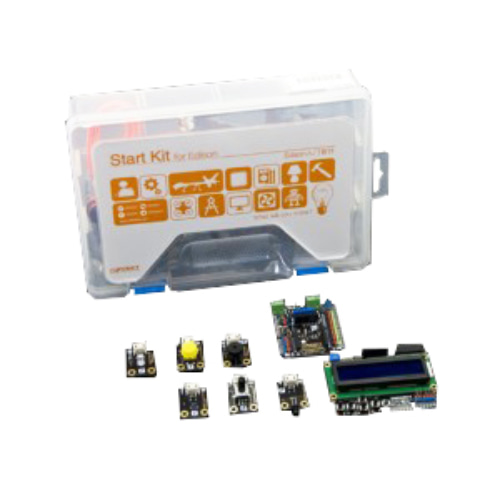 [KIT0086] Start Kit for Intel® Edison